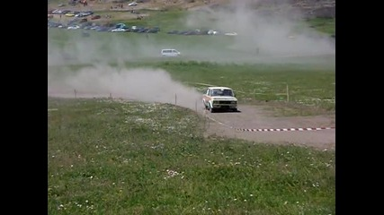 Рали Русокастро 2010 - 1
