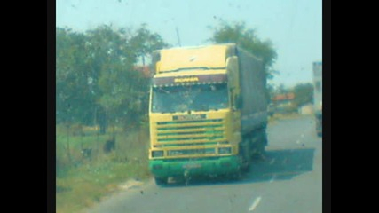 trucks from bulgaria