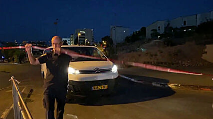 East Jerusalem: Palestinian driver shot dead after suspected car-ramming leaves several injured
