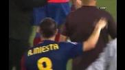 Барселона спечели Шампионската Лига - Награждаването на Барса и вдигането на купата