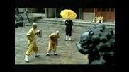 Ето точно как се посвещава в монашески сан в Шао Лин