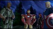 Мега дивият анимационен филм Върховни Отмъстители (2006)