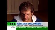 Aleksander Emelianenko дебют в професионалния бокс