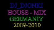 Dj Djonki - House Mix Germaniy