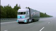 Най-хубавият камион на Mercedes
