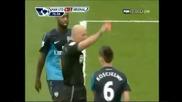 Манчестър Юнайтед - Арсенал 8:2 (28.08.2011)