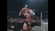 Wwe Raw - Rey Mysterio vs. Brock Lesnar - Title Match