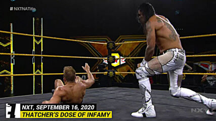 Top 10 NXT Moments: WWE Top 10, Sept. 16, 2020