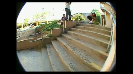 Vincent Luevanos Skating!