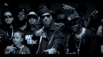 French Montana – Shot Caller (rmx) f. Rick Ross & Diddy (hd video) 2012