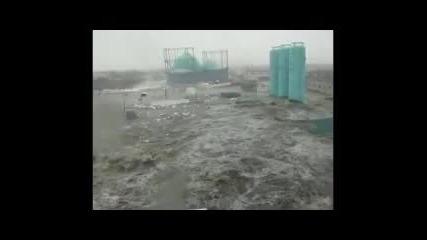 Опустошителното цунами в Япония-2011г.