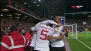 Манчестър Юнайтед удвои аванса си срещу Уест Хем