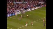 Manchester United 3 - 2 Milan - Kaka Goal!
