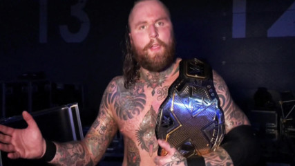 Aleister Black returns home to Amsterdam