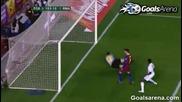 El Clasico Реал Мадрид - барселона 1:0