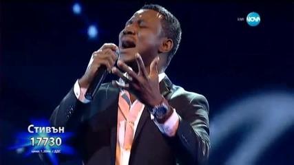 Стивън Ачикор - X Factor Live (20.10.2015)