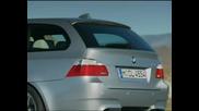 BMW M5 Туринг. Дизайн на екстериора.
