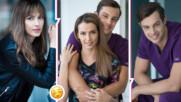 Какво се случва между Неда Спасова и Филип Буков? Актрисата искрена за отношенията им