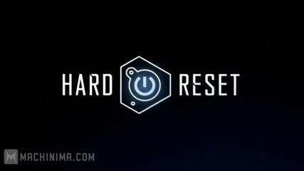 Hard Reset Teaser Trailer [hd]
