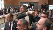 Turkey: Scuffles erupt during Constitutional Committee meeting