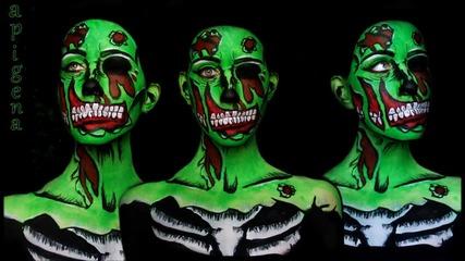 Зверски Трак ™ Anonface - Gangsta