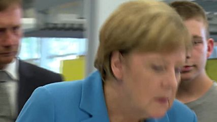 Germany: 'Crimea is not something that people can easily let go' - Merkel