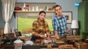 Сьомга със сос от хрян - Бон Апети (04.11.2016)