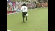 Top Tricks Royston Drenthe & Touzani Ambassadors Of Soccershowdo