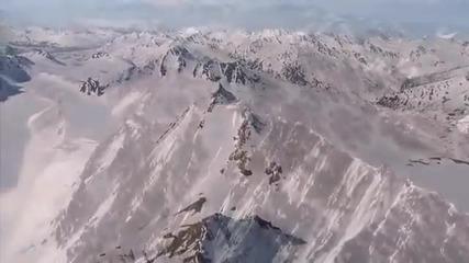 Красивата природа в Аляска - дивото зове