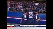 "ПСЖ е на победа от титлата след 1:0 над ""Евиан"""