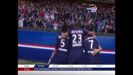 ПСЖ е на победа от титлата след 1:0 над