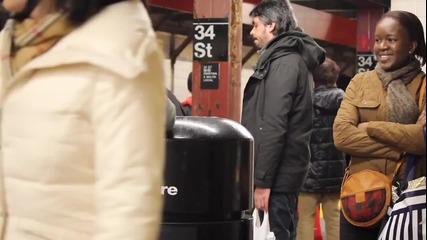 Ден без панталони в метрото