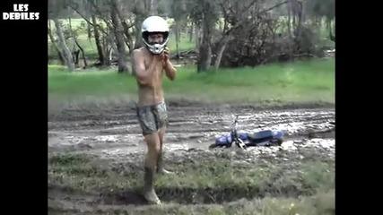 Идиот с мини мотор