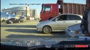 Компилация Руснаци На Пътя 2013 – Катастрофи!