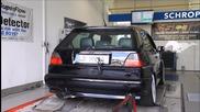 Golf Rallye 2.5l 5cyl - 4motion Dyno 770hp