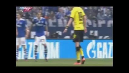 Schalke 1-2 Dortmund (kehl)