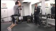 Физическа подготовка за бойни спортове и Мма, Издръжливост