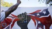Activists Urge South Carolina Capitol To Take Down Rebel Flag After Massacre
