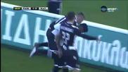 Дузпа донесе победа на ПАОК, Бербо влезе след гола
