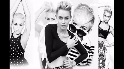 1,2,3,4 Miley knows what she's waiting for #