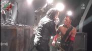 Rammstein И Marilyn Manson - The Beautiful People (live 2012)