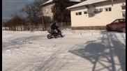 Yamaha Aerox Winter Drive