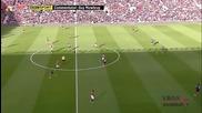 04.11.12 Манчестър Юнайтед 2 - 1 Арсенал - Най-доброто от мача