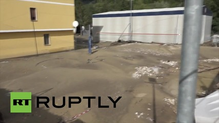 Italy: At least five killed as storms batter southern and central Italy