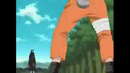 Naruto Vs Itachi