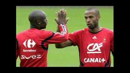 Arsenal Away Boyz - Gallas