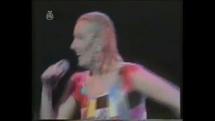 Vesna Zmijanac - Zaljuljaj me k o san - (RTS 1992)