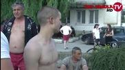 Българите от Гърмен скочиха срещу циганите! Vbox7