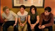 One Direction честитят 18 - ия рожден ден на Бийбър