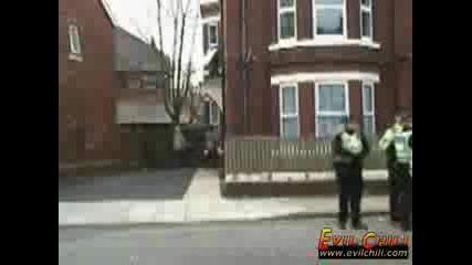 The Ever Vigilant British Bobbies